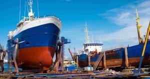 Shipyard In Malaysia